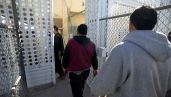 ICE informó que 140 de los detenidos son oriundos de México.