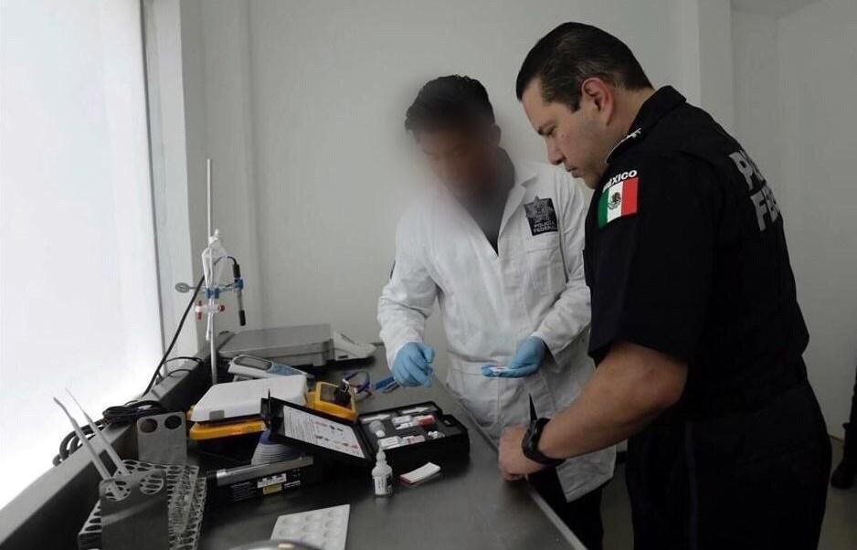 El comisionado general de la Policía Federal, Manelich Castilla Craviotto, destacó la importancia de descentralizar las actividades de la División Científica para expandir el área de acción de su personal (Policía Federal)