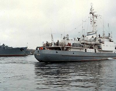 Buque ruso se hunde tras chocar con otro barco en Turquía