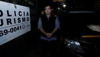 Javier Duarte, ex gobernador de Veracruz, detenido en Guatemala. (Reuters)