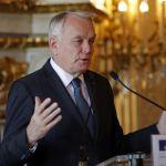 Jean-Marc Ayrault, ministro de Exteriores de Francia. (AP, archivo)