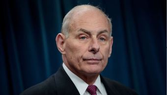 Secretario de Seguridad Nacional, John Kelly, estados unidos