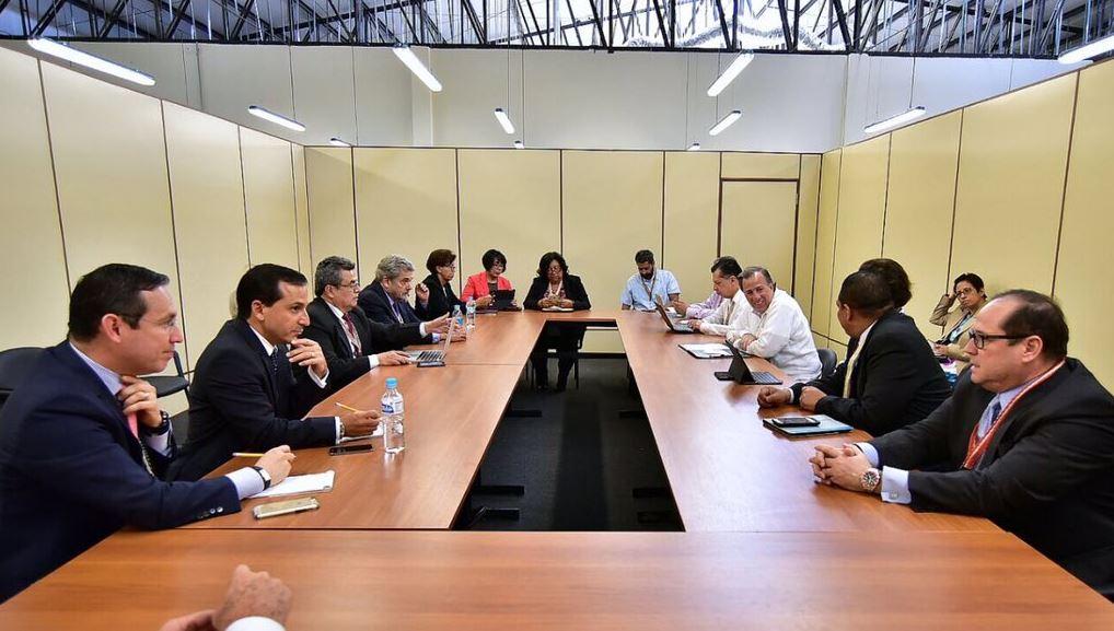 José Antonio Meade realiza gira de trabajo por Uruguay
