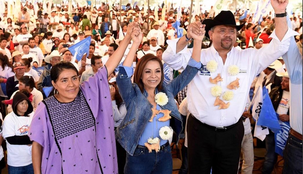 Josefina Vázquez Mota, pan, estado de México, política, edomex, elecciones