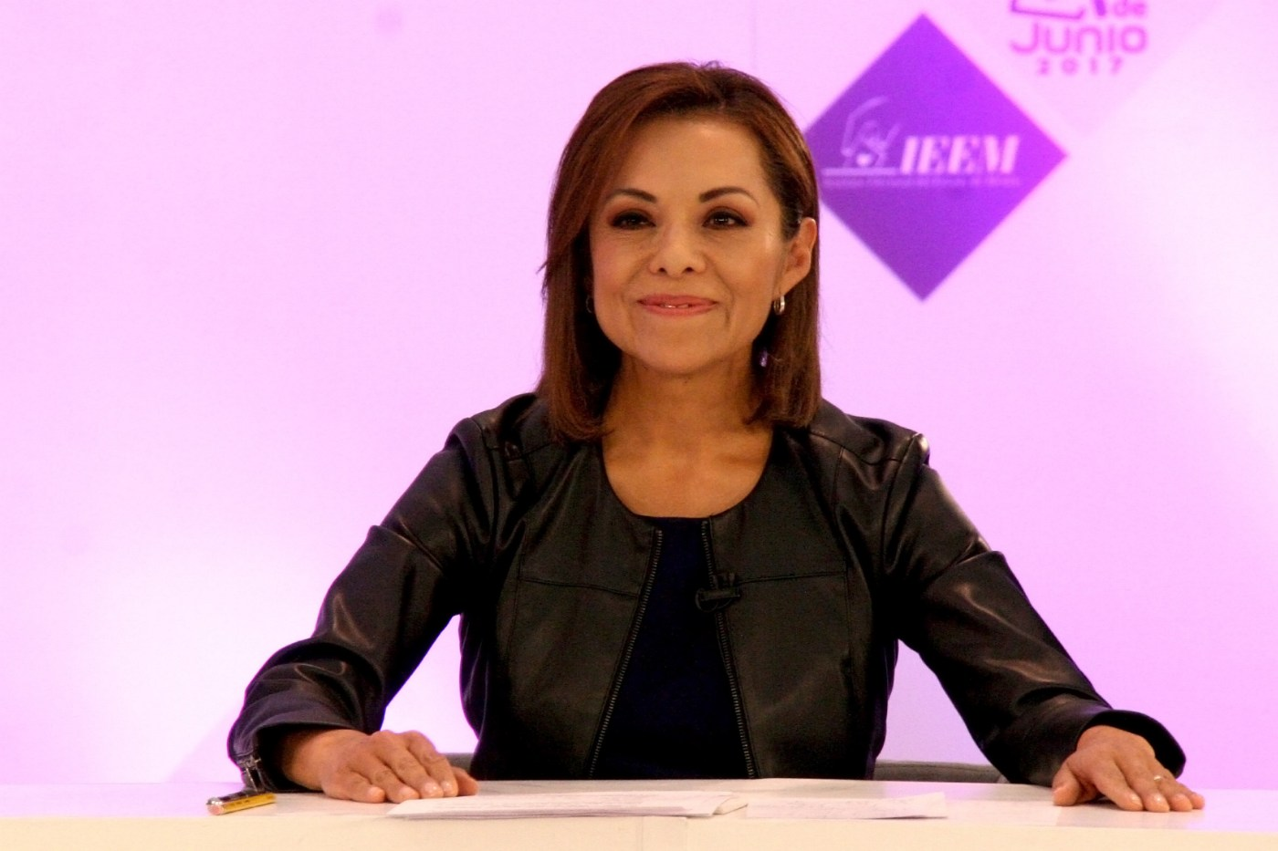 Josefina Vázquez Mota, candidata del PAN a la gubernatura del Estado de México. (Notimex)
