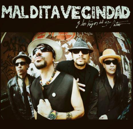 La agrupación mexicana Maldita Vecindad y Los Hijos del 5to Patio desmienten concierto en el Zócalo, este sábado 22 de abril. (@MalditaVecindad