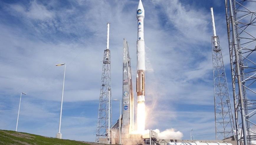 La cápsula espacial no tripulada Cygnus lleva provisiones a la EEI (Foto: NASA)