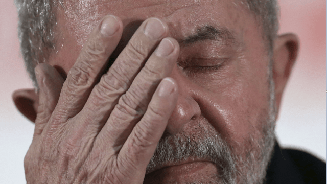 Luiz Inácio Lula da Silva, expresidente de Brasil. (AP, archivo)