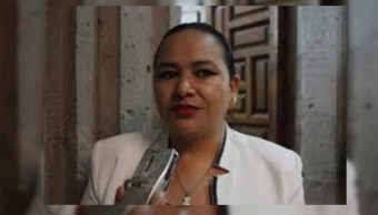 Maricruz Ontiveros, directora de Inspección y Vigilancia del Ayuntamiento de Morelia. (Twitter: @90gradosmx)