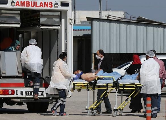 Más de 80 personas murieron tras un ataque químico en una comunidad de Siria.