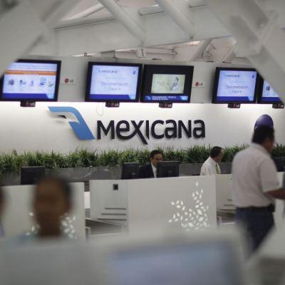 Exempleados de Mexicana se niegan a recibir liquidación