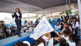 Josefina Vázquez Mota, candidata del PAN (Notimex)