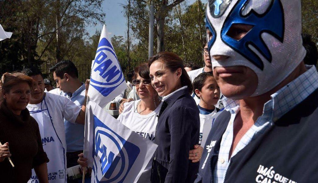 Josefina Vázquez Mota ofrece facilitar creación de empleos en Edomex. (Twitter/@JosefinaVM )
