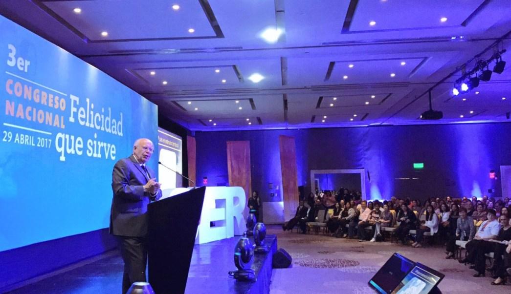 Narro Robles anuncia relanzamiento de programa contra adicciones (Twitter @JoseNarroR)