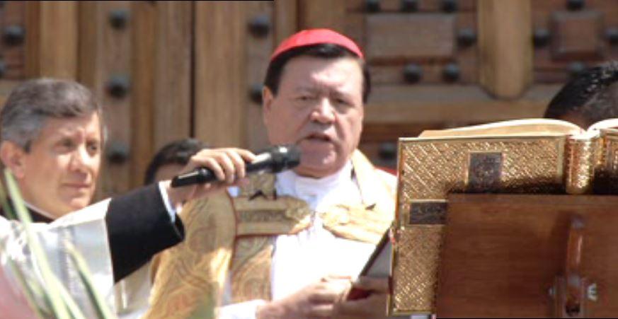 Oran por naciones en conflicto en la Catedral Metropolitana de la CDMX