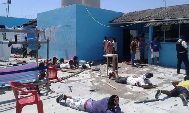 Autoridades controlan riña en cárcel de Playa del Carmen, Quintana Roo (Ayuntamiento de Solidaridad)