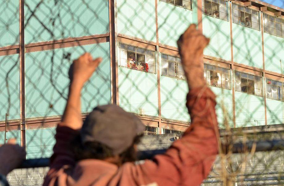 Penal de Topo Chico. (AP, archivo)