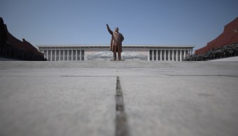 Aspectos de Pyongyang, Corea del Norte. (Getty images, archivo)