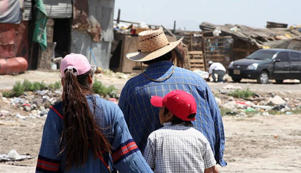 De 2012 a 2014 aumentó el número de personas en condición de pobreza de acuerdo a un informe del Coneval. (Getty Images/Archivo)