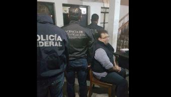 Ministerio Público de Guatemala confirma detención con fines de extradición de Javier Duarte