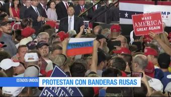 Donald Trump, estados unidos, Relación Estados Unidos-Rusia,