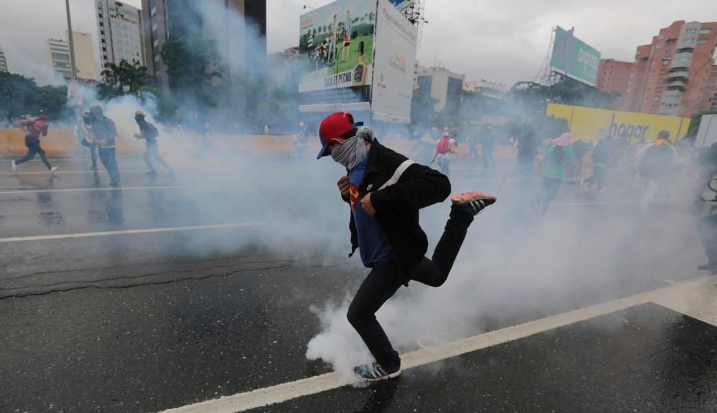 Venezuela, protesta, violencia, Nicolás maduro, oposición, seguridad