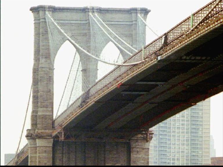 Puente de Brooklyn en Nueva York (AP, archivo)