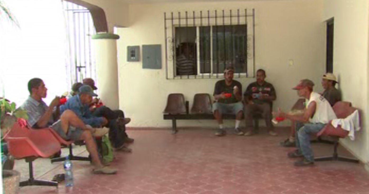 Registra poca afluencia la Casa del Migrante en Sonora. (Noticieros Televisa)