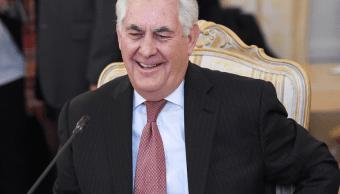 Rex Tillerson, secretario de Estado de Estados Unidos. (Getty Images, archivo)
