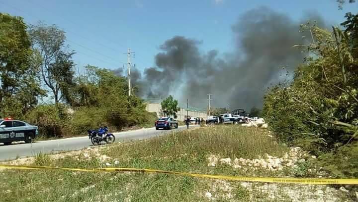 Autoridades controlan riña en cárcel de Playa del Carmen, Quintana Roo (Noticieros Televisa)