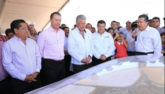 SCT invertirá 2 mil mdp en nuevas obras viales, de conectividad y marítimas para Sinaloa. (Twitter @gobsinaloa)