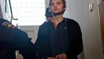 Ruslan Sokolovski, bloguero detenido en Rusia