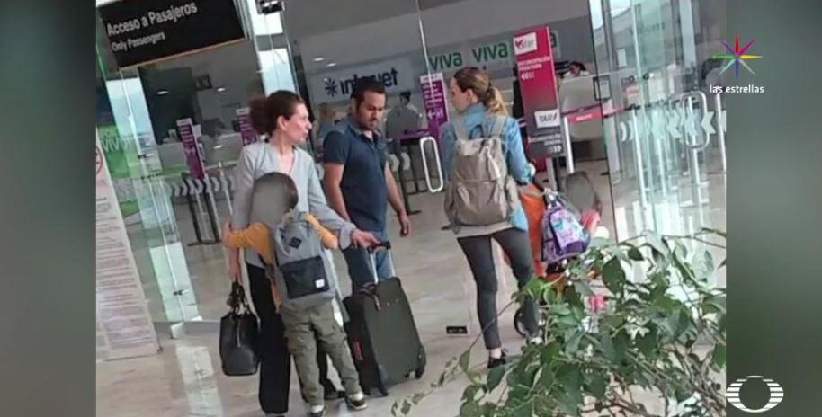 Ruta de escape de Javier Duarte. Hijos de Duarte, el talón de Aquiles que llevó a su captura. (Noticieros Televisa)