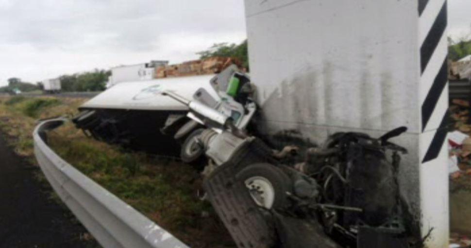 Salva la vida de milagro en Veracruz. (Noticieros Televisa)