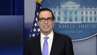 Mnuchin no aportó detalles sobre qué tipo de sanciones se van a anunciar (Getty Images/Archivo)