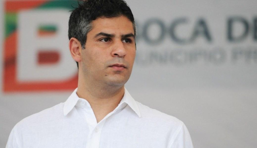 Tarek Abadalá, extesorero de Veracruz durante el gobierno de Javier Duarte. (Twitter: @PerfilVeracruz/Archivo)