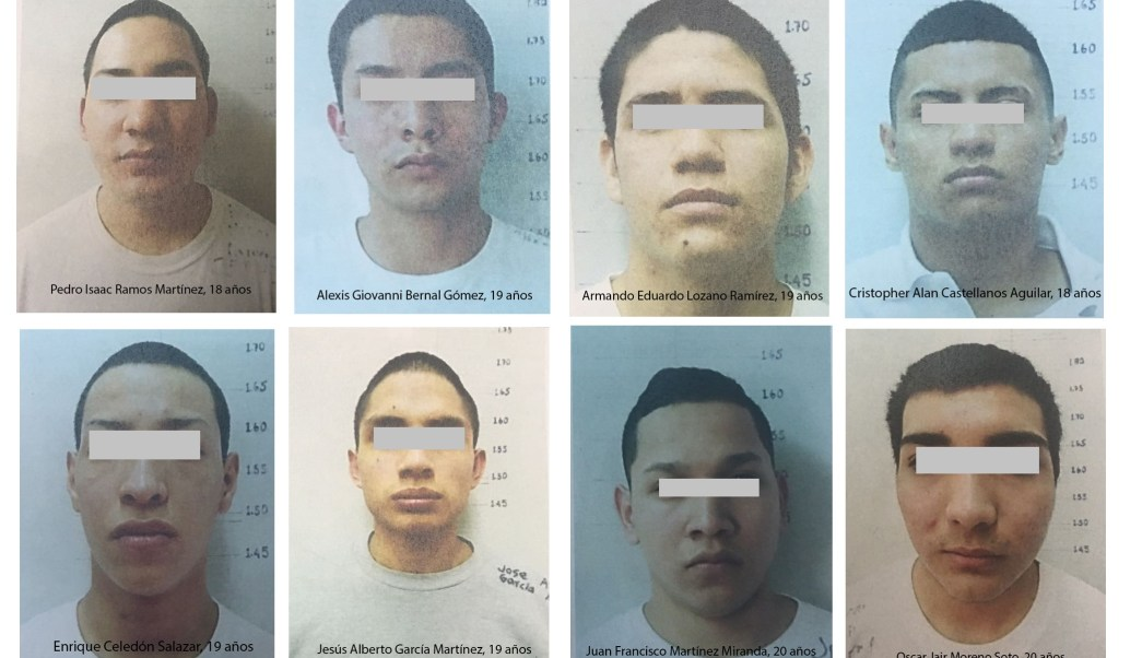 Jóvenes fugados. (Noticieros Televisa)