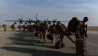 Soldados, EU, regresan, afganistan, marines, militar