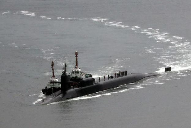 Corea, Norte, Estados, Unidos, Misil, Submarino