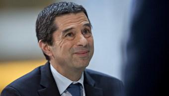 Víctor Gaspar, director del Departamento de Monitoreo Fiscal del FMI. (Getty Images)