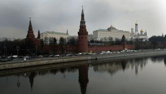 Vista del Kremlin en Moscú. (AP)