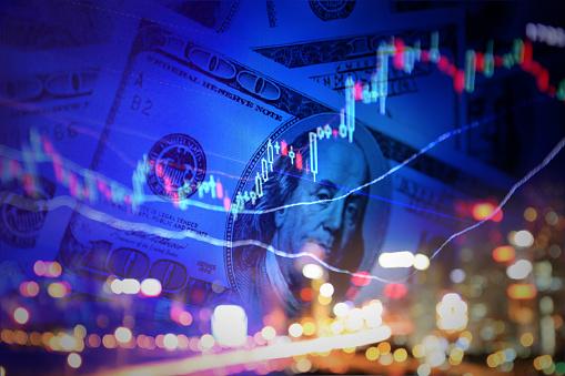 El Promedio Industrial Dow Jones perdió 7.06 puntos, o un 0.03 por ciento, a 20 mil 655.89 unidades (Getty Images/Archivo)