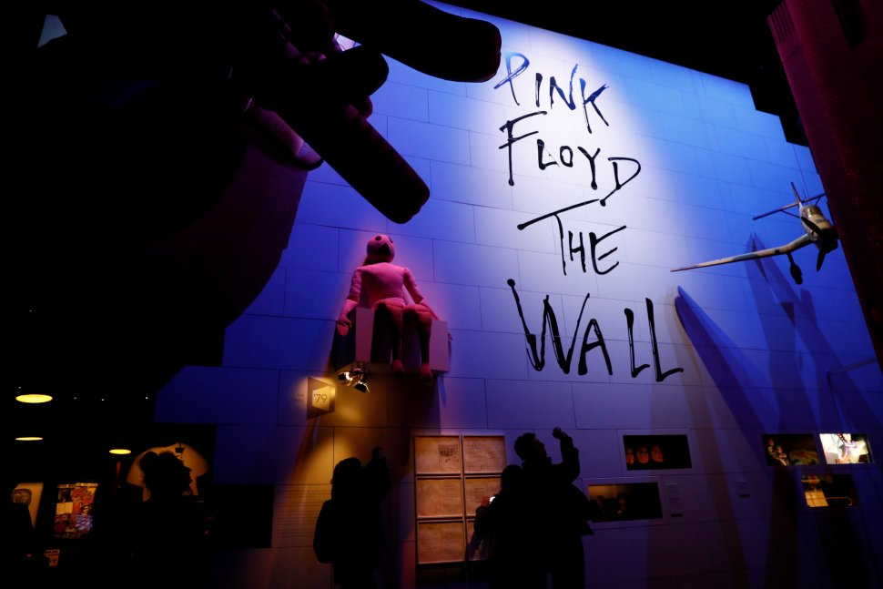 "El Museo de Victoria y Alberto albergará ""The Pink Floyd Exhibition: Their Mortal Remains"" (Reuters)"