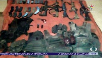 Mueren 7 hombres, Chihuahua, Fiscalía de Chihuahua, hombres armados