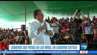 Óscar González Yáñez, Partido del Trabajo (PT), necesidades de los niños, Estado de México