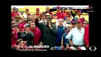 noticias, televisa news, Maduro, nueva Constitucion, Venezuela, Asamblea Constituyente