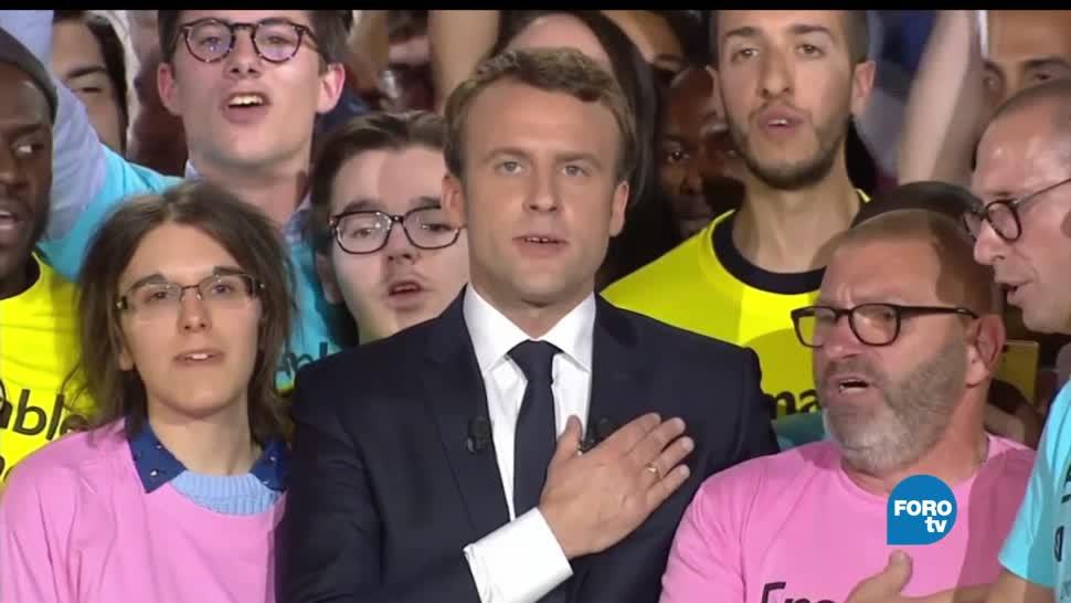 noticias, foro global, Francia, Dia del Trabajo, Marine le Pen, marcha sindical