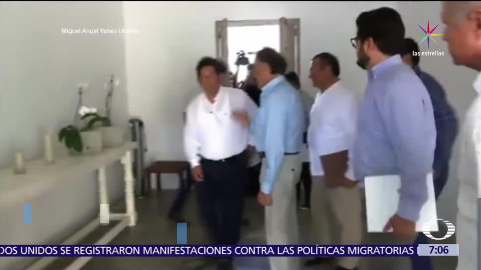 Yunes, duarte, Casas de duarte, Tlacotalpan, Gobernador de veracruz