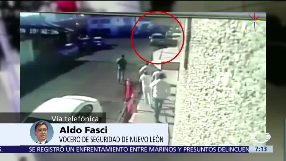 Aldo Fasci, Seguridad de Nuevo León, fiscal, Ramón Guzmán