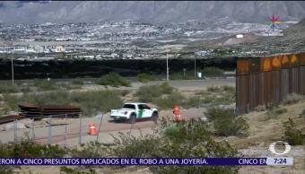 gobierno de Trump, Muro, Frontera, estados unidos, mexico,